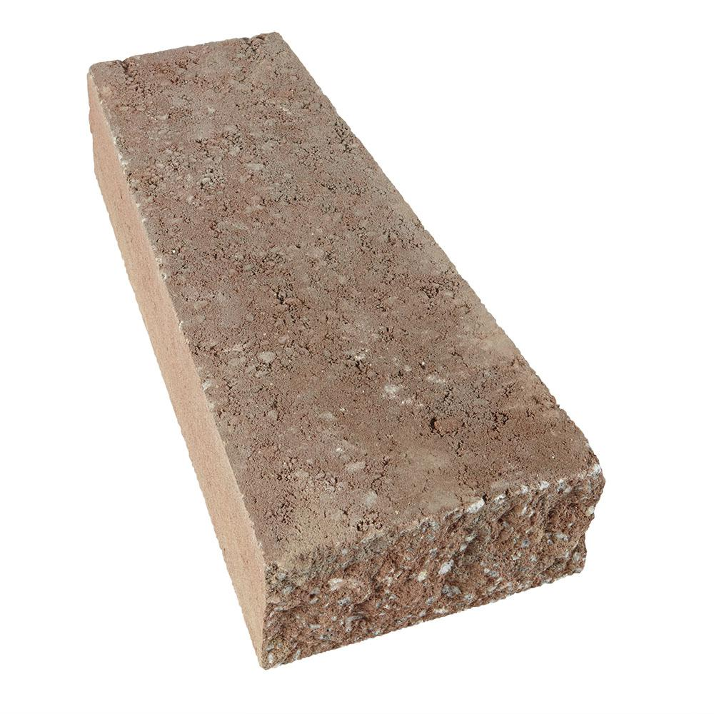ProMuro 3 in. x 5.25 in. x 14 in. Harvest Blend Concrete Wall Cap (150 Pcs. / 65.6 Lin. ft. / Pallet)