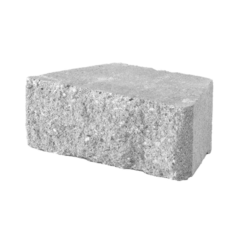 3 in. x 10 in. x 6 in. Gray Concrete Wall Block (280-Piece/58.4 sq. ft./Pallet)