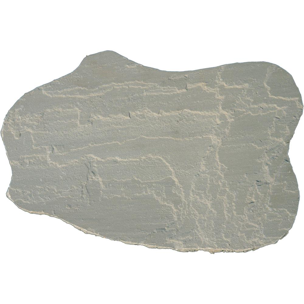 Venetian Gray Natural Sandstone Step Stone